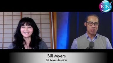 Inspired Choices Network - Bill Myers Inspires - Anti-Asian Hate Crimes – America Vs. Humanity With Mia Korf