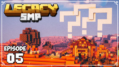 Legacy SMP - Ep. 05 - FIRST PRANK & HILARIOUS NAME SHOP!