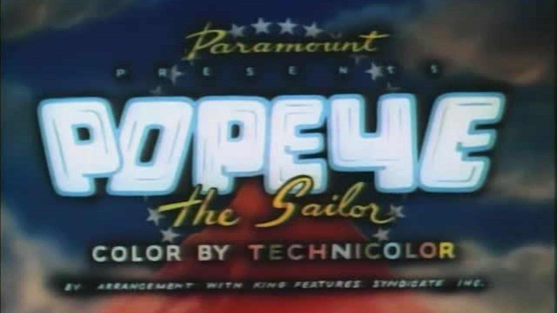 Popeye - Crystal Brawl