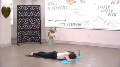 Bulldog Chill 1 - Restorative Yoga