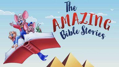 Amazing Bible Series - The Amazing Book