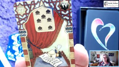 18th September 2021  Daily card spread Reading