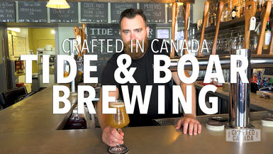 Crafted in Canada - S01 EP9 Tide and Boar