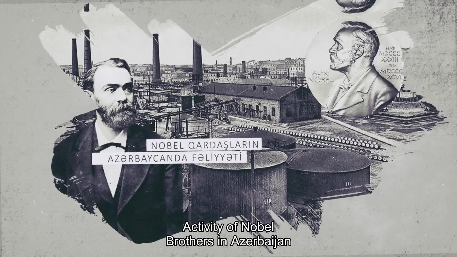 THE FIRST SUCCESS OF THE NOBEL BROTHERS