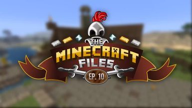 The Minecraft Files - #266 - Blacksmith Forge!