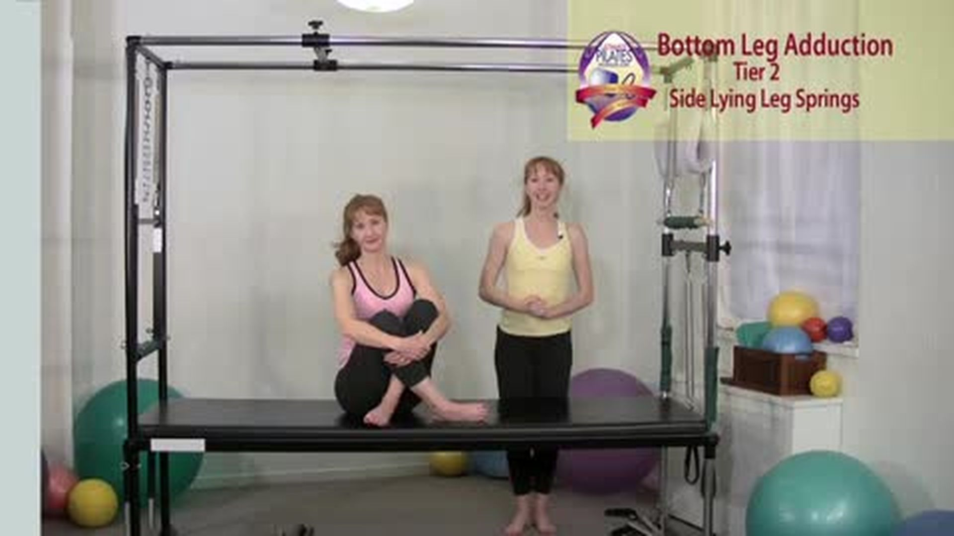 Side Lying Bottom Leg Adduction