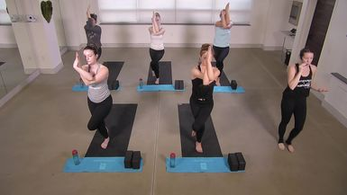 Hips & Hammies 3 - Yoga Stretch & Strengthen