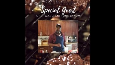 Grease & Love | Guest Chef Marc Anthony Bynum