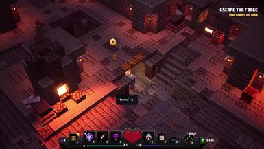 Minecraft Dungeon Gameplay With Brick Show Brian - 20. Red Stone Monstrosity