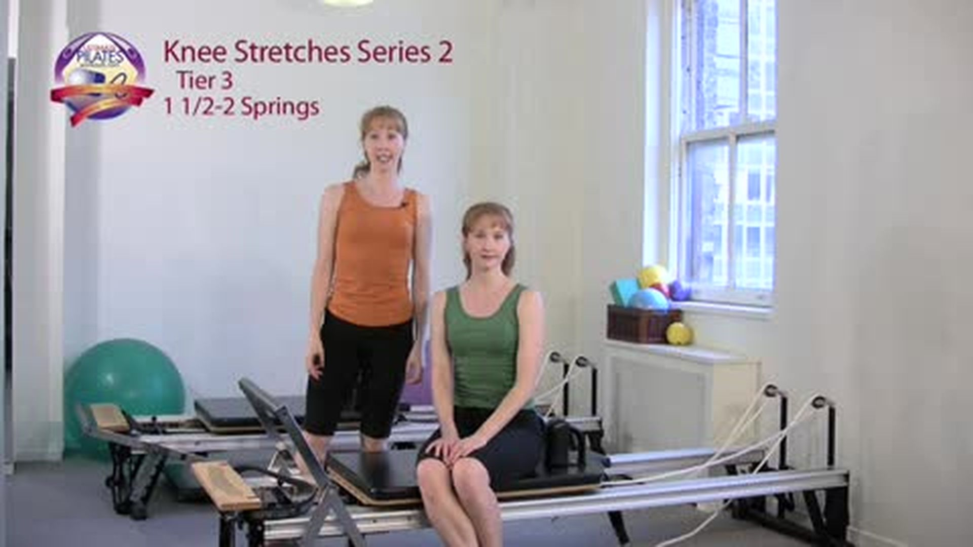 Knee Stretches Series 2