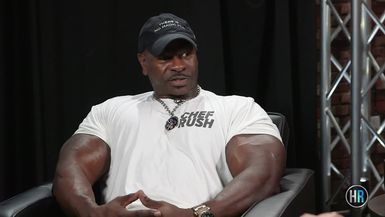 """HR010 Chef Andre Rush, """"Jacked"""" White House Chef and Mental Health Advocate 