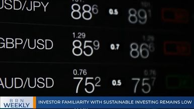BRN AM | Investor familiarity with sustainable investing remains low