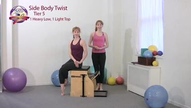 Side Body Twist