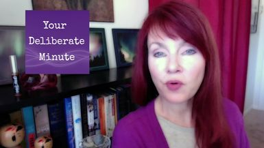 """LIFE WITH DEBORAH - YOUR DELIBERATE MINUTE - EPISODE ELEVEN - """"CHOICE"""""""