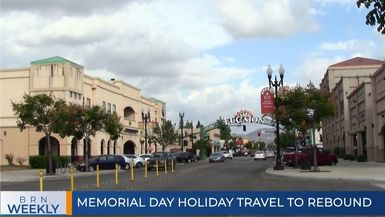 BRN Weekly | Memorial Day Holiday Travel to Rebound