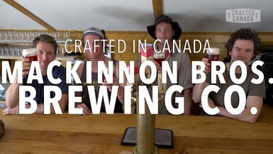 Crafted in Canada - S01 EP3 MacKinnon Brothers