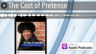 The Cost of Pretense