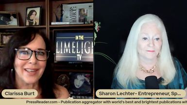 In The Limelight Interviews Sharon Lechter