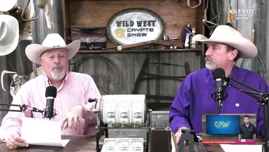 CryptoCurrencyWire Videos-The Wild West Crypto Show, Decentralized Roots of the US, Cryptocurrencies | CryptoCurrencyWire on The Wild West Crypto Show | Episode 176