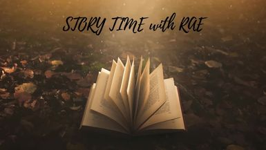 STORY TIME WITH RAE-DAVID & GOLIATH