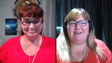 Join Leanne Winston Psychic Medium and Annette Kirkwood from Tarot Love and Light every Wednesday a
