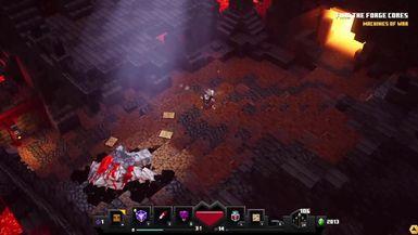 Minecraft Dungeon Gameplay With Brick Show Brian - 19. Machines Of War