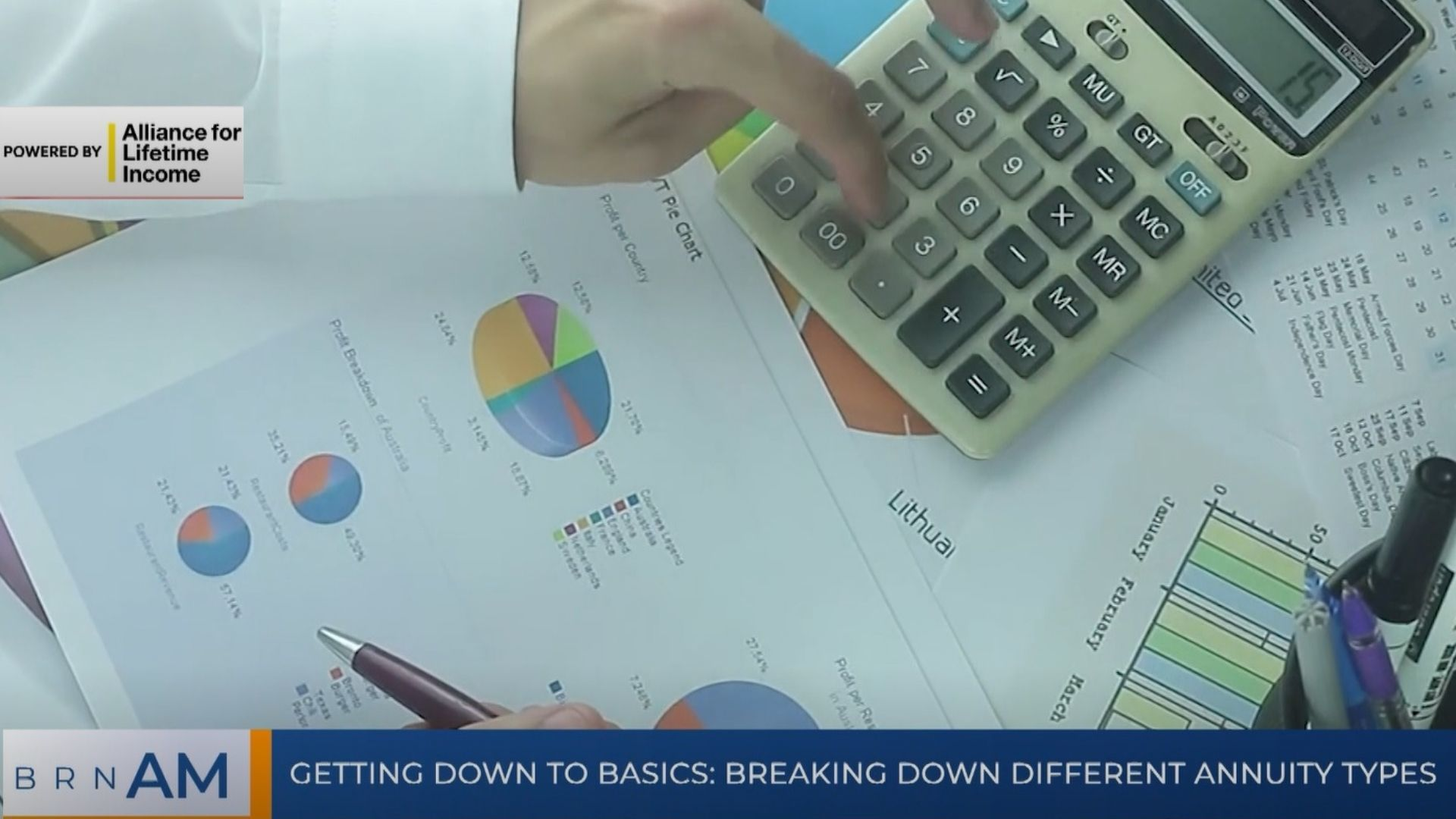 BRN AM   Getting down to basics: Breaking down different annuity types