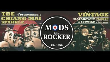 ThailandTV- Mods and Rockers Thailand 1st