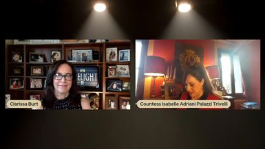 In The Limelight Interviews Isabelle Adrianai