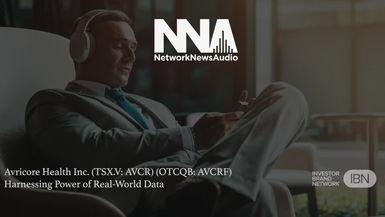NetworkNewsAudio News-Avricore Health Inc. (TSX.V: AVCR) (OTCQB: AVCRF) Harnessing Power of Real-World Data