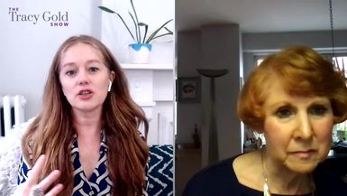 Learning From Cross-Generational Conversations With Phyllis Haserot - Tracy Gold Show