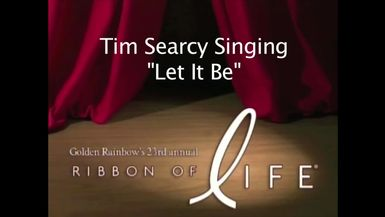 "SEARCY ENTERTAINMENT - EXPERIENCE THE MUSIC WITH TIM SEARCY LIVE ""LET IT BE"""