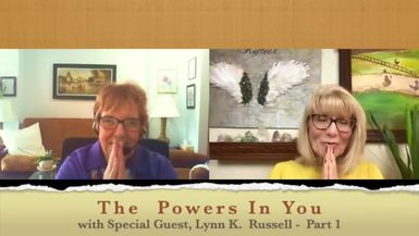 THE POWERS IN YOU - EPISODE 14 - LYNN K RUSSELL