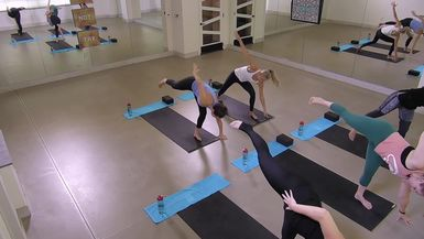 Stretch & Strengthen Full Body Flow
