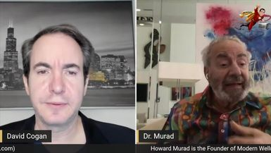 Secrets to Flawless Skin and Modern Happiness, Dr. Howard Murad