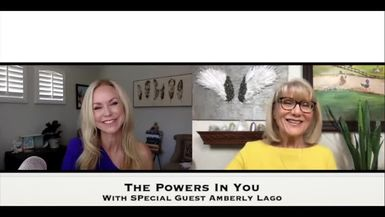 THE POWERS IN YOU - EPISODE 26 - AMBERLY LAGO