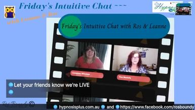 Fridays Intuitive Chat - 28th August 2020