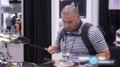 Trending Today - Hendrix Drums at NAMM 2020