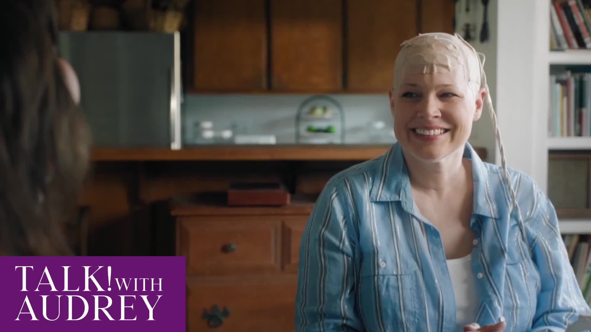 TALK! with AUDREY - Raising Awareness of Glioblastoma and The Latest Treatments and Technology