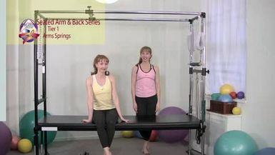 Seated Arm and Back Series 1