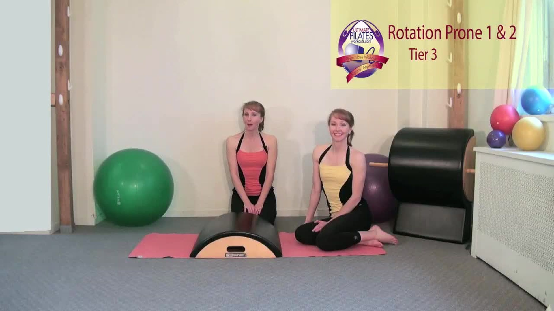 Rotation Prone 1 and 2