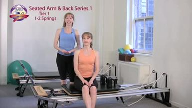 Seated Arm & Back Series 1