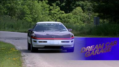 Dream Car Garage S1 E4 Size Matters TV