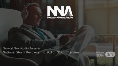 National Storm Recovery Inc. (NSRI) Interview