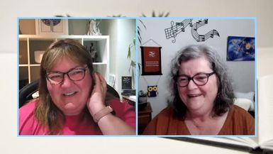 Friday's Intuitive Chat with Ros & Leanne