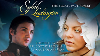 Sybil Ludington-The Female Paul Revere