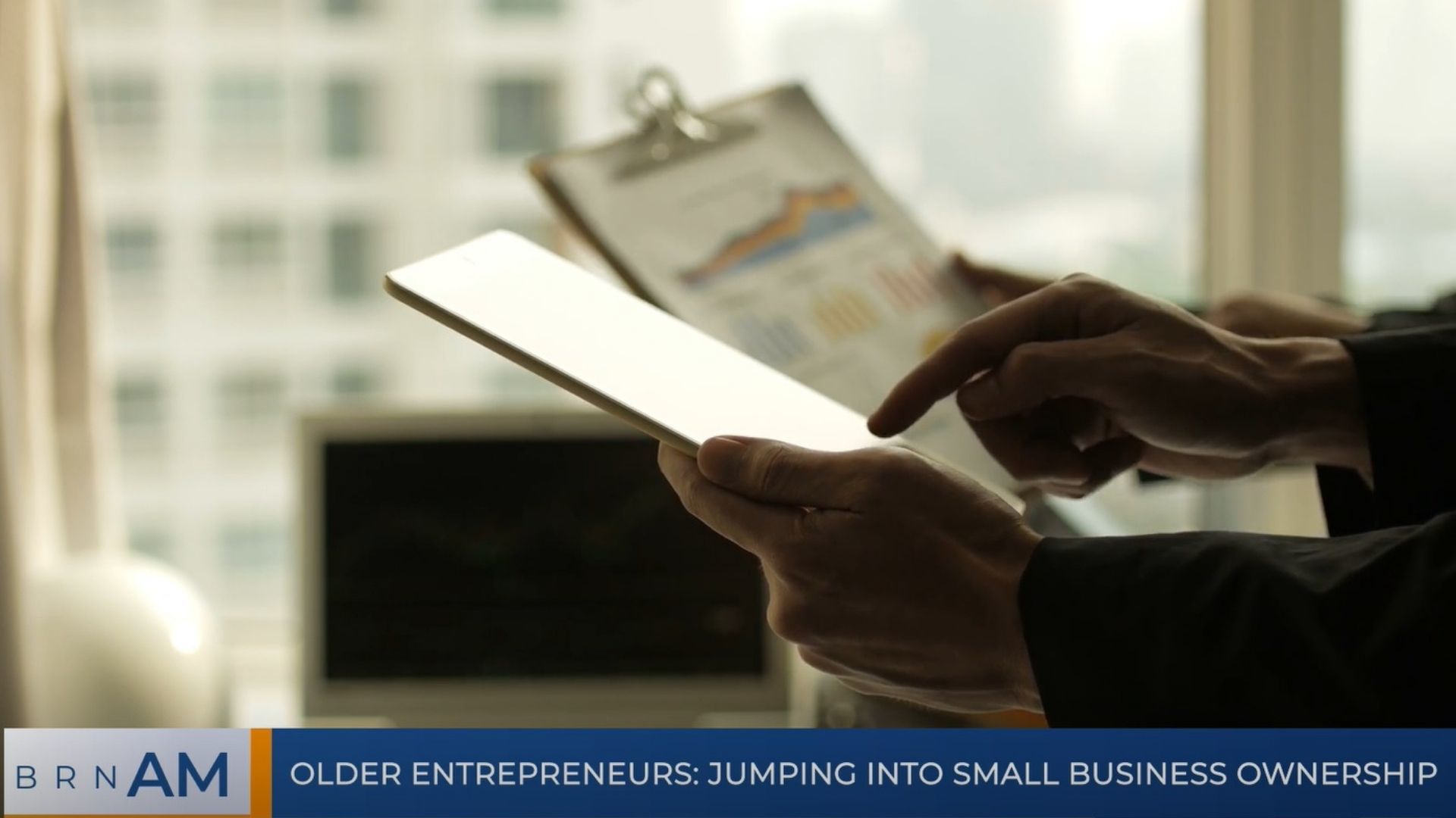 BRN AM | Older entrepreneurs: jumping into small business ownership