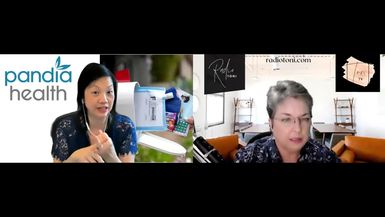 Radio Toni Every Day Business with Dr Sophia Yen