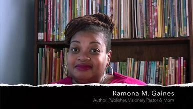 DENT DAMAGE TV-Turning The Page Ep. 3 featuring author, Ramona M. Gaines