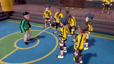 Pokemon Sword Gameplay With Brick Show Brian - 8. Dojo Training